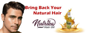 Nutrika Hair oil for Hair loss